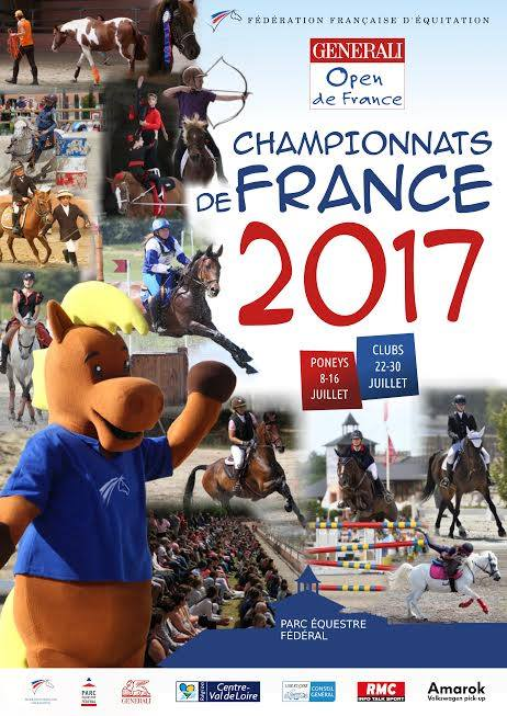 Generali Open de France - Championnats de France d'équitation